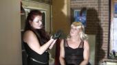 TV-Luder Melanie wird von der Herrin eingeführt Teil II