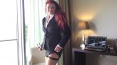 Die Sekretärin oder Businesslady