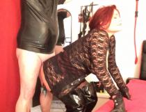 Cock an Ball torture  für Softies